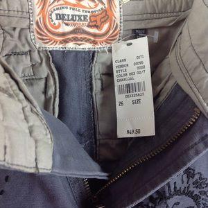 Fox Bottoms - NWT Fox Deluxe Heavy Duty Cargo Shorts 26